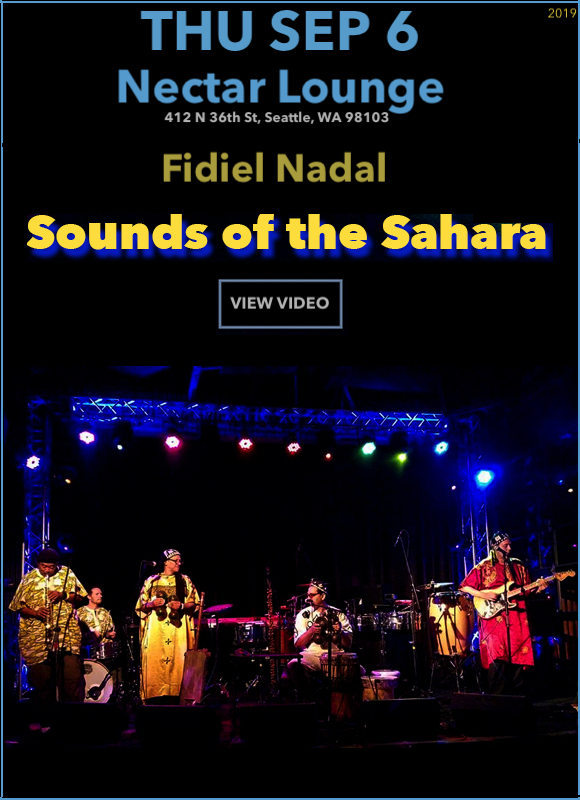 Leif Totusek - Sounds of the Sahara