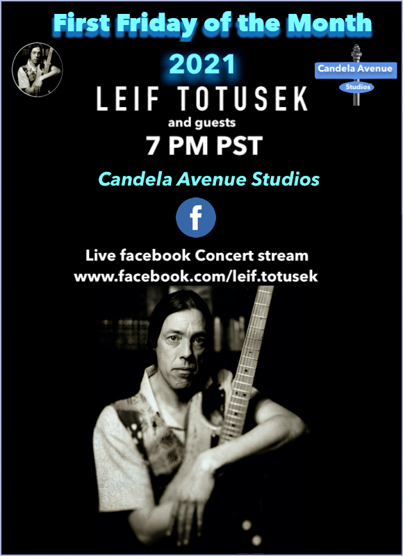 Leif Totusek - 1st Friday of the Month 2021